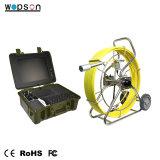 鍋の傾きのカメラのためのWoponの管の点検ロボット