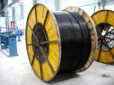 4*35 cable de transmisión de la chaqueta del cable de cobre XLPE Insualted