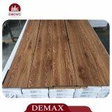Plancher en bois de vinyle de planche de pente commerciale des graines
