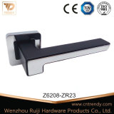 Zamak Poignée de porte du levier de verrouillage de zinc et de meubles de la poignée du matériel (Z6208-ZR23)