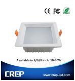 20W LED 정연한 LED Downlight 의 세륨 RoHS FCC 수락
