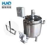 Tanque de mistura farmacêutico do tanque do agitador do mel do aço inoxidável