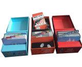 子供が付いているパッケージのためのキットの調査の時間カード