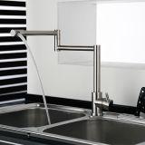 Misturador de dobramento da torneira da cozinha do aço SUS304 inoxidável