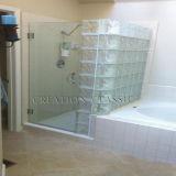 blocchetto di vetro di 190*190*80mm per la stanza da bagno con Ce & ISO9001