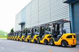 De pequenas mineradoras Montacargas Carro de Combustão Interna 2.5Ton Diesel