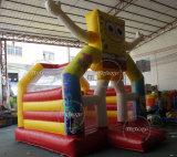 Fábrica de China precios baratos de rebote inflable Castillo Casa