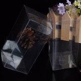 Cor feita sob encomenda impressa/embalagem da impressão/caixa de dobramento de empacotamento com indicador desobstruído/transparente