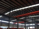Almacén de la estructura de acero