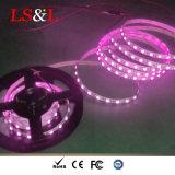 Utilisation de lumière de corde de projecteur du rayon infrarouge DEL dans la chambre de vapeur