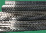 炭素鋼が付いているツイスト管