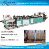 Papierbeutel, der Maschine herstellt