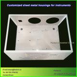 Fabricación de Metal de hoja de mecanizado CNC armario eléctrico