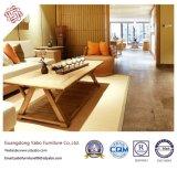 Сжатая мебель гостиницы типа при живущий установленная мебель комнаты (YB-HC0329)