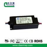 Fuente de alimentación impermeable al aire libre del LED 30W 24V 1.5A