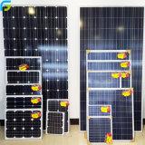 Panneau solaire 200W portatif bon marché d'énergie renouvelable de fabrication