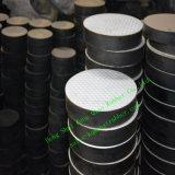 Garniture caoutchoutifère stratifiée solide avec les plaques en acier internes