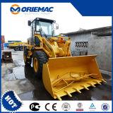 Preço Clg835 do carregador da roda de Liugong carregador da parte frontal de 3 toneladas