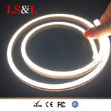 IP68 полностью водонепроницаемая RGB LED Neon Flex веревки лампа логотип подписи
