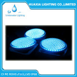18watt는 백색 PAR56 LED 수중 수영풀 빛을 데운다