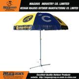 Стальной рекламируя Sun-Umbrella