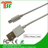 Câble de caractéristiques en gros du téléphone USB de la Chine pour le câble de remplissage d'iPhone, connecteur du câble C48 de Mfi