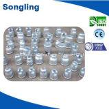 Protezione del ferro galvanizzata zinco per l'isolante di ceramica/isolante della porcellana