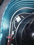 Unità tipo a cassetta della bobina del ventilatore, unità centrali della bobina del ventilatore dell'acqua del condizionatore d'aria