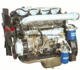 50kw 68HP 마력 물에 의하여 냉각되는 건축기계 디젤 엔진 4102g