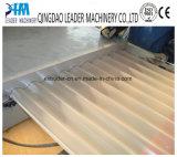紫外線抵抗の波形の屋根ふきPVCプラスチック版の放出機械