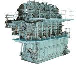 Motor Diesel gêmeo do motor V externo Diesel Diesel do gerador