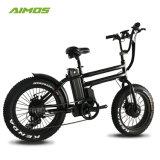 Aimos 250W triciclo elettrico della lega da 20 pollici, una bici elettrica delle 2 rotelle per l'adulto