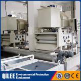Механические узлы и агрегаты обезвоживания осадков фильтра нажмите машина для промышленной печати и очистки сточных вод