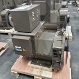 Generador eléctrico de Stamford del alternador sin cepillo del rectángulo del panel