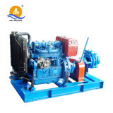Diesel Engine Driven Rubber Lined Desulfurização Circulating Slurry Fgd Pump