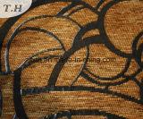 Tessuto 100% di Chenille di stile del poliestere nel fornitore del tessuto della Turchia