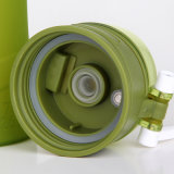 Большой Широк-Рот BPA напольного спорта 750ml 26oz освобождает бутылку воды Eco