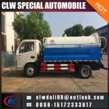 판매를 위한 중국에서 고품질을%s 가진 3000L 하수 오물 흡입 유조 트럭
