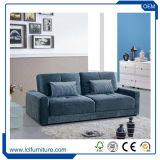 Base di sofà piegante del Futon dell'Israele di modo della mobilia della Camera della camera di albergo fatta in Cina