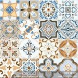 건축재료 Foshan 새로운 꽃 패턴 사기그릇 지면 도와 (VRR6F215, 600X600mm)