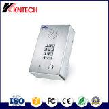 Telefone Emergency análogo Handsfree Knzd-03 para o elevador do edifício