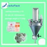 Het Vullen van het poeder Machine met de Vuller van de Avegaar voor het Nylon van de Verpakking/Tarwemeel/het Groene Poeder van de Thee (ja-15lb-B)