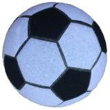 高品質のスポーツの商品、膨脹可能なダート盤のための魔法テープフットボール