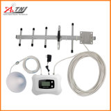 Travail mobile de répéteur de signal de téléphone cellulaire de servocommande de signal de GM/M 900MHz pour 2g