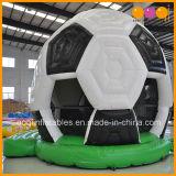 Huis van de Sprong van het Thema van de Voetbal van het Spel van het jonge geitje het Opblaasbare voor Supermarkt (aq253-1)