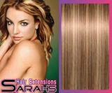 Coser el cabello brasileño mano atada la trama de tejido de pelo (PPG-L-0138)