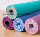 Tapete de Yoga Non-Toxic SGS Certified Exercício tapete TPE