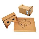 Vetri personalizzati del cartone di Vr V1.2 Vr del cartone di Google di realtà virtuale