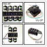 """Quattro valvole elettriche veloci d'ottone del 3/8 """" di NPT hanno impostato la valvola del compressore di giro dell'aria del sacchetto di aria 125psi"""