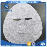 Hoja facial de la máscara de Tencel del papel facial de seda de la máscara